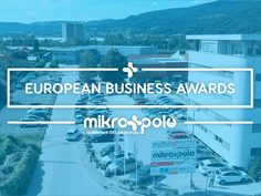 European Business Awards Mikro+Polo